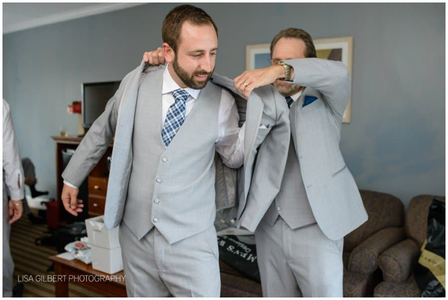 cohasset harbor resort wedding